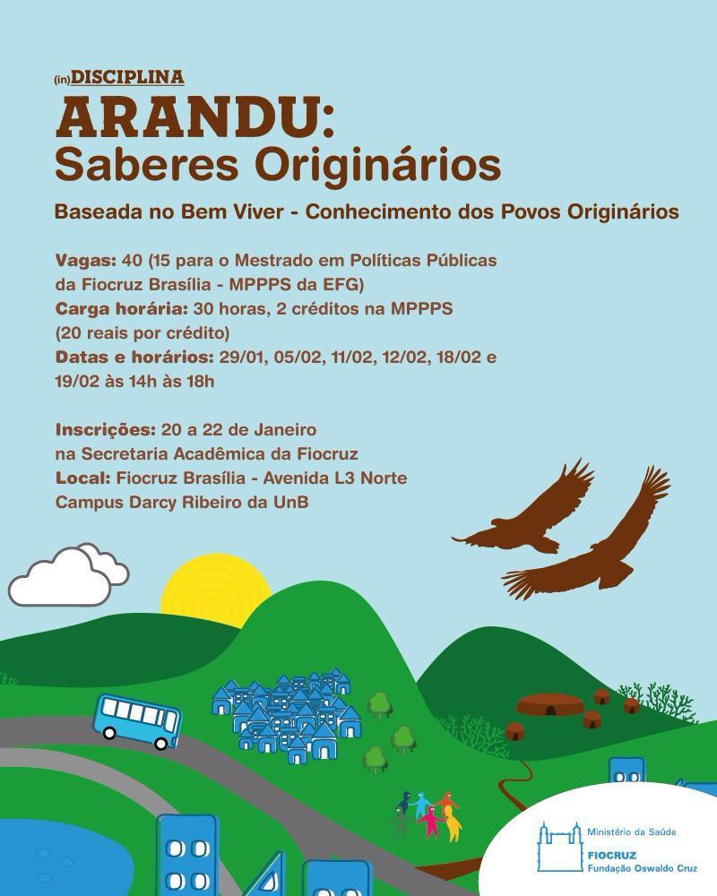 ARANDU: SABERES ORIGINÁRIOS