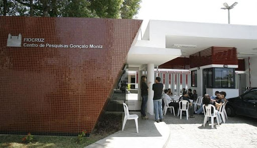 Oficina Campus Virtual - Fiocruz Bahia